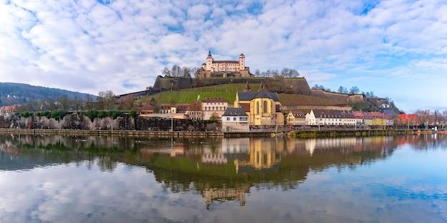 Wurzburg, franconia, baviera settentrionale, germania