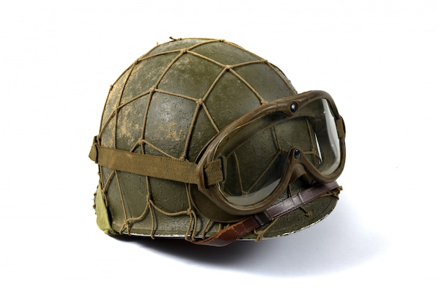 Casco americano ww2