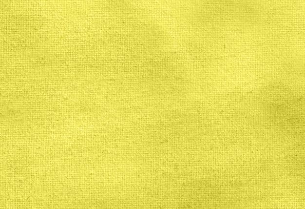 Struttura del fondo dipinta a mano dell'acquerello pastello astratto giallo.
