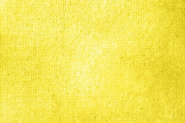 Pennello sfumatura acquerello astratto giallo