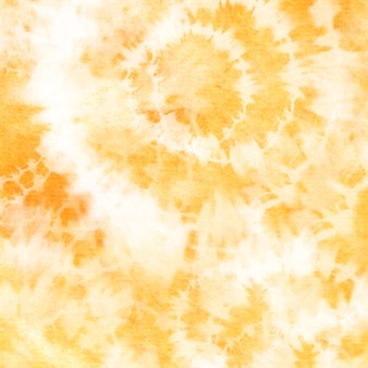 Sfondo giallo sfondo di pittura ad acquerello
