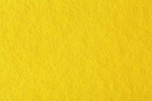 Sfondo di carta gialla. foto ad alta risoluzione della trama.