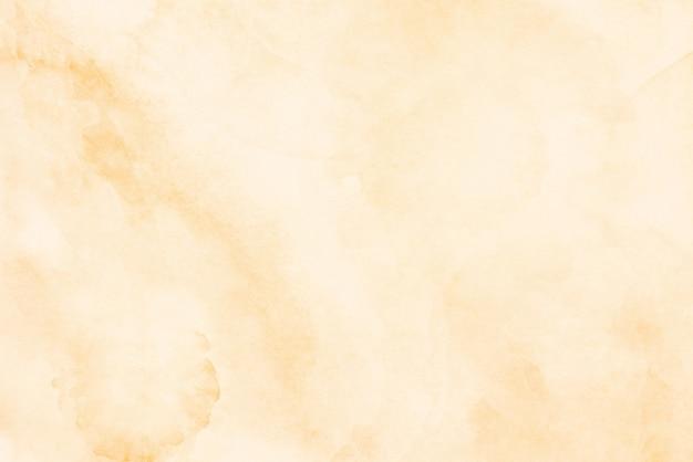 Fondo giallo di struttura della carta della macchia