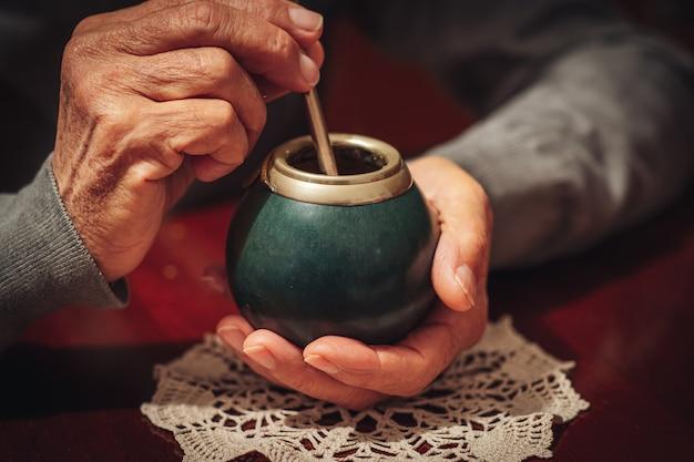 Yerba mate, il tè tradizionale argentino