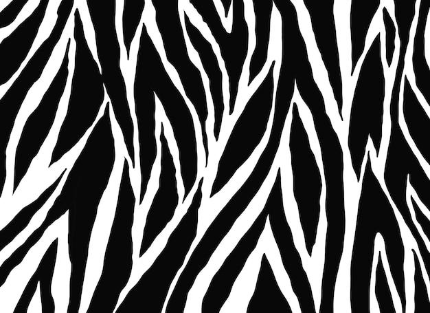 Motivo zebrato animali natura sfondo Foto Premium