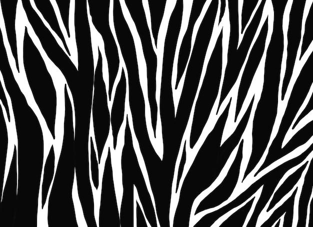 Motivo zebrato animali natura sfondo