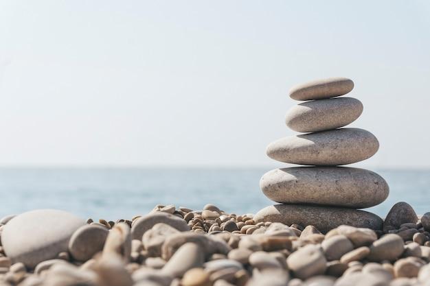 Zen rilassarsi sullo sfondo