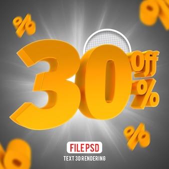 30% di sconto sulla composizione creativa di golden