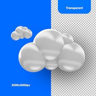 Rendering di nuvole 3d
