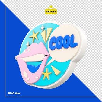 Fantastico design 3d