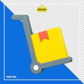 Progettazione di consegna 3d