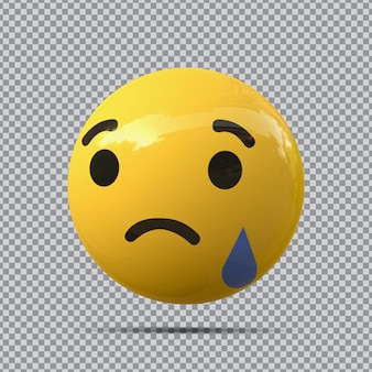Emoji 3d detto da facebook