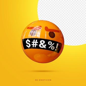 Emoticon 3d premium ps