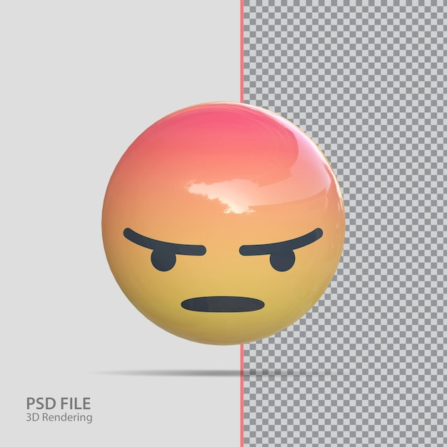 3d facebook arrabbiato cura lusso