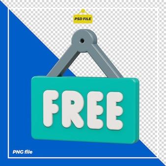 Progettazione di insegne 3d gratuite