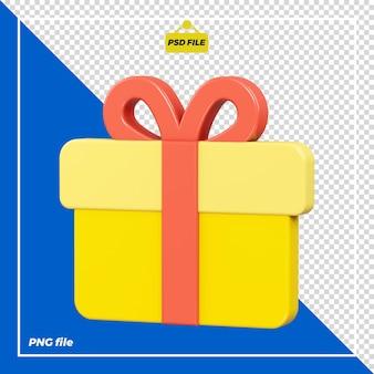 Design regalo 3d