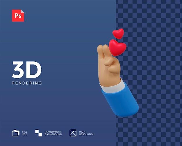 3d come illustrazione