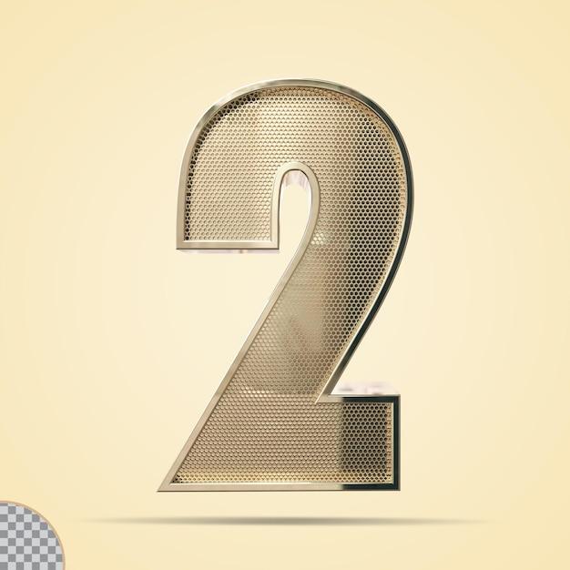 3d numero 2