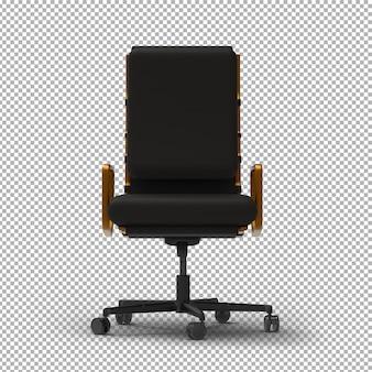 Sedia da ufficio 3d