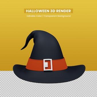 Rendering 3d di cose di halloween