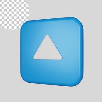 Icona 3d su