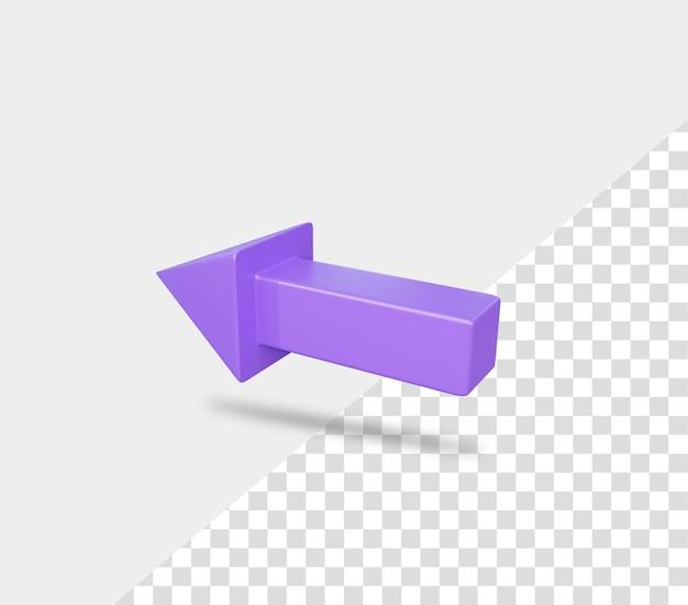 Icona rendering 3d vs oro
