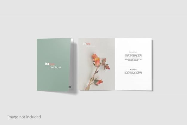Mockup brochure a5