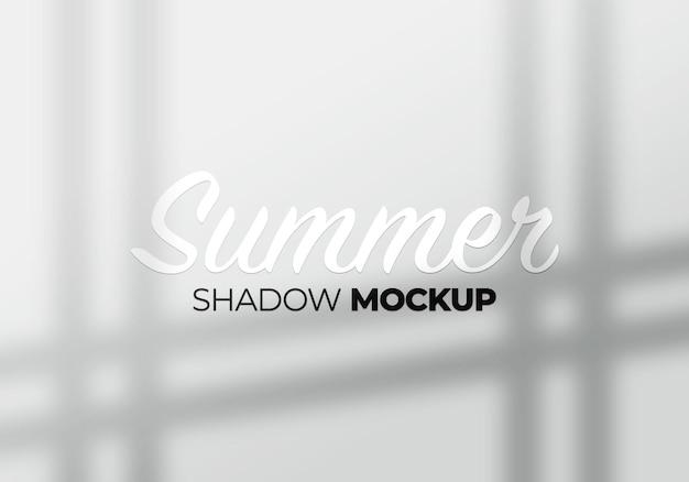 Concetto della luce del modello dell'ombra della finestra del fondo astratto abstract