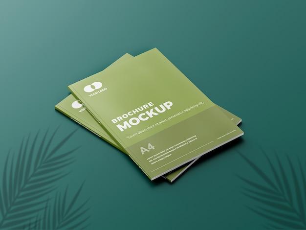 Mockup di brochure incredibile