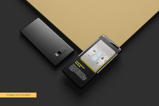 Fantastico modello di smartphone