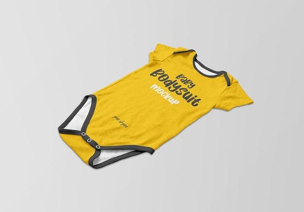 Design mockup body bambino