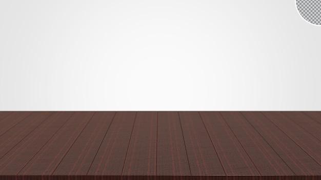 Prodotto mockup in legno di sfondo