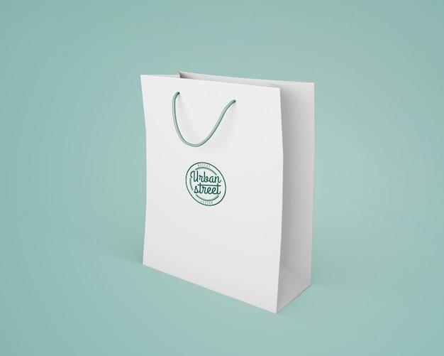 Mockup di borsa per il merchandising Psd Premium