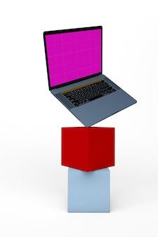 Laptop bilanciato