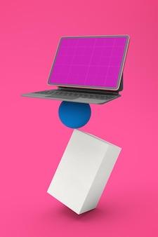 Tablet bilanciato