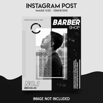 Barbiere instagram post
