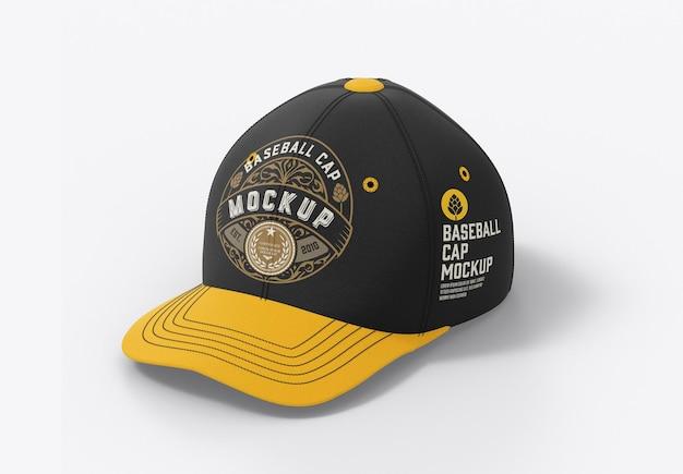 Mockup di berretto da baseball