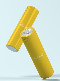 Modello di batteria battery