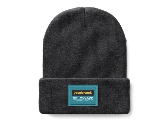 Modello di mockup di berretto