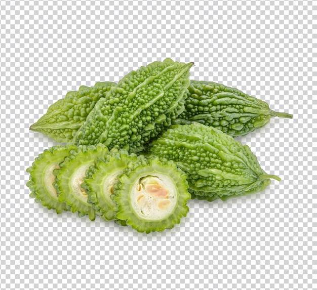 Zucca amara isolata psd premium