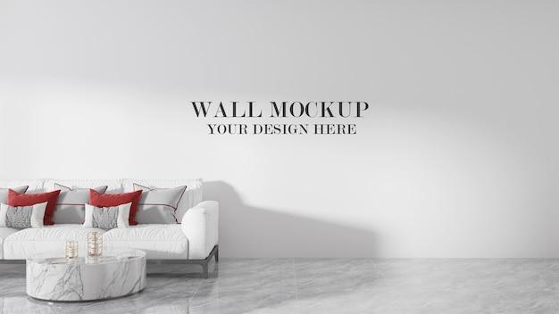 Muro bianco per le tue trame