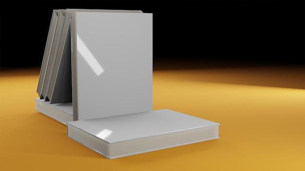 Un'immagine di copertina del libro che può essere posizionata in termini di ombra e luce