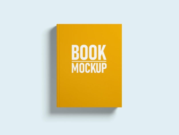 Mockup della copertina del libro 1