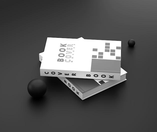 Modello di copertina del libro