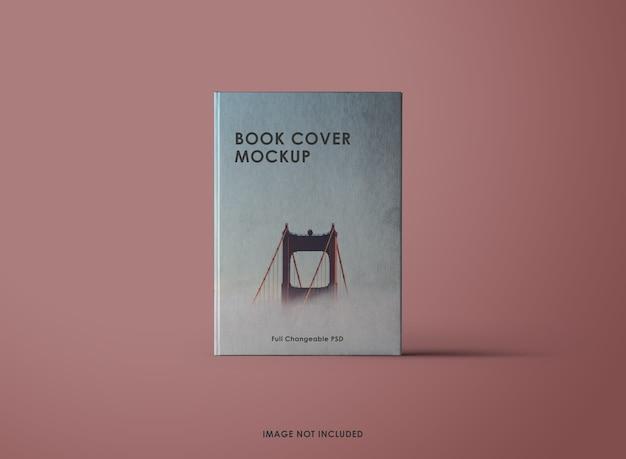 Prenota mockup copertina rigida isolato