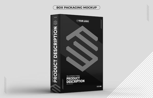 Modello di imballaggio della scatola