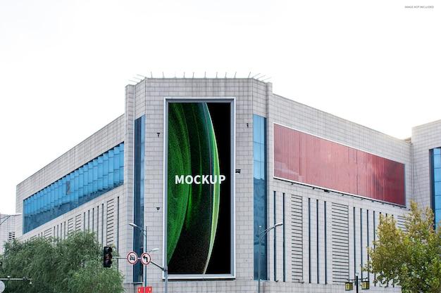 Modello di banner di costruzione