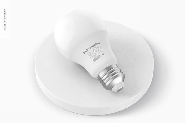 Modello di lampadina
