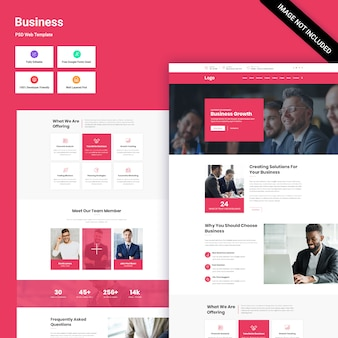 Ui web aziendale
