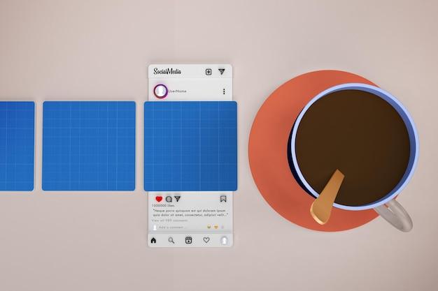 Caffè social media v2